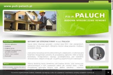 P.U.H. PALUCH - budowa domów, remonty, sprzedaż drzwi i okien - Ocieplanie Pianką PUR Czermin