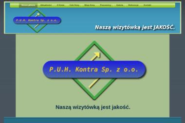 Przedsiębiorstwo Usługowo Handlowe Kontra Sp. z o.o. - Hydraulik Dąbrowa Górnicza