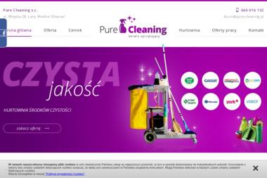 Pure Cleaning s.c. firma sprzatająca, usługi sprzątania, sprzątaczka - Firma Odśnieżająca Łany Wielkie