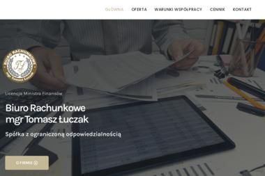 Biuro Rachunkowe Mgr Tomasz Łuczak - Sprawozdania Finansowe Nowy Puznów