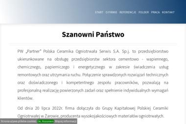 Przedsiębiorstwo Wielobranżowe Partner Sp. z o.o. [ w Likwidacji ] [ w Upadłości ] - Szklarz Lublin