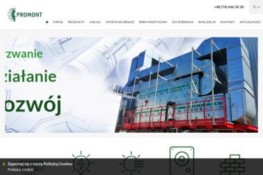 Przedsiębiorstwo Wdrażania Postępu Organizacyjno Technicznego Promont Sp. z o.o. - Spawacz Świebodzice
