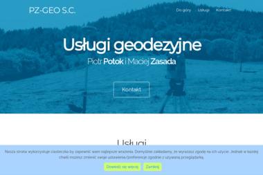 PZ-Geo s.c. Usługi Geodezyjne Piotr Potok i Maciej Zasada - Geodeta Krynica-Zdrój