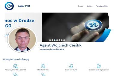 Agent Ubezpieczeniowy PZU Wojciech Cieślik - Ubezpieczenie samochodu Kielce