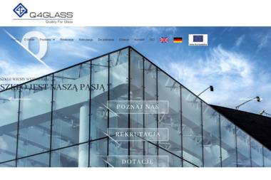 Q4Glass, ABJ Investors Sp. zo.o. Spólka Komandytowa - Szklarz Koszalin