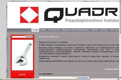 Przedsiębiorstwo Instalacyjne Quadra Zbigniew Stankiewicz - Hydraulik Ełk