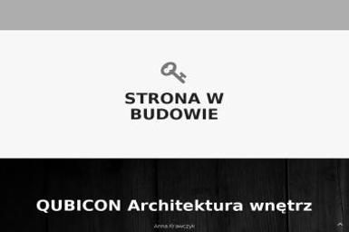 Qubicon-Architektura wnętrz Anna Krawczyk - Adaptacja projektów Gietrzwałd