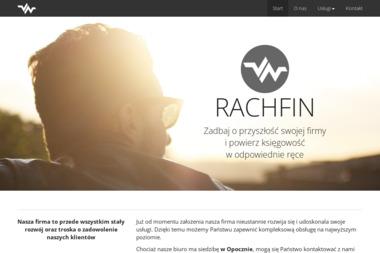 Biuro rachunkowe Rachfin - Doradca finansowy Opoczno