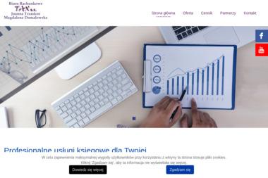 Joanna Trzaskoś - Biuro rachunkowe Chorzów