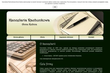 Anna Kubica Kancelaria Rachunkowa - Usługi finansowe Łodygowice