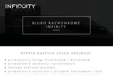 BIURO RACHUNKOWE INFINITY - Finanse Tczew