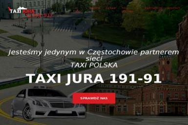 Radio Taxi 919 Zrzeszenie Transportu Prywatnego-Taksówki. Taxi, taksówki - Przewóz osób Częstochowa