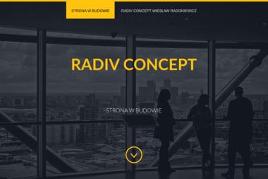 Radiv Concept Wiesław Radoniewicz - Stylista Jasło