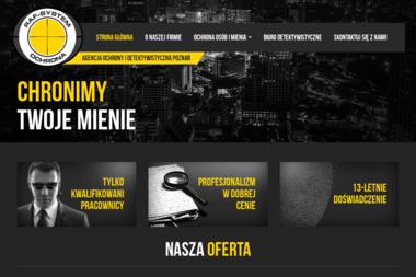 Raf-System - Biuro Detektywistyczne Poznań