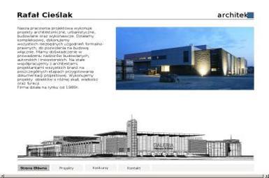 Atrium Projektowanie Architektoniczne - Projekty domów Pruszków