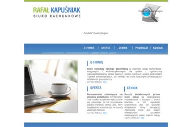 Biuro Rachunkowe Kapuśniak Rafał - Sprawozdania Finansowe Barlinek