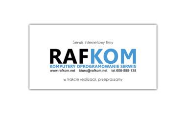 Rafkom Zofia Grzelczyk - Agencja interaktywna Kłodzko