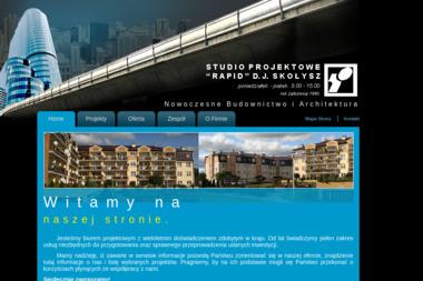 Studio Projektowe Rapid D.J. Skołysz sp.j. - Projekty domów Słupsk