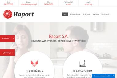 Raport S.A. - Windykowanie Należności Koszalin
