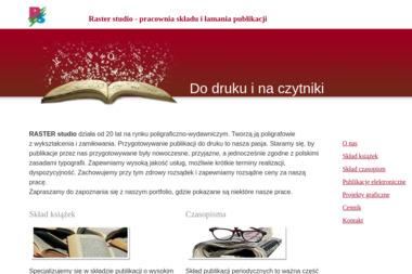 Raster Studio, Norbert Bogajczyk - Ulotki Sulejówek