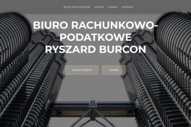 Biuro Rachunkowo Podatkowe Ryszard Burcon - Biuro rachunkowe Ustroń
