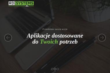 RD Systems Radosław Durkiewicz - Pozycjonowanie stron Załom