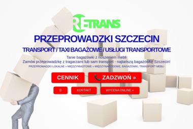 Re Trans Transport Przeprowadzki Przemysław Wlazło - Firma transportowa Świnoujście