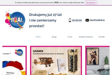 Drukarnia Real - Poligrafia Gostyń