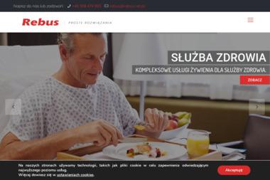Rebus Sp. z o.o. - Branża Gastronomiczna Dąbrowa Chotomowska