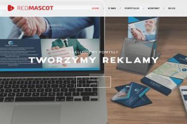 Red Mascot - Strony internetowe Legnica