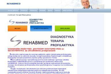 Centrum Terapii Manualnej REHABMED - Rehabilitant Olsztyn