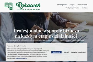Biuro Rachunkowe Janusz Rękawek - Księgowość Olecko