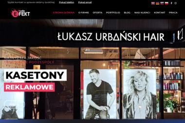Studio Grafiki i Reklamy Efekt Jakub Olczyk - Graficy Pacanów