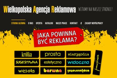 Wielkopolska Agencja Reklamowa Marek Swojak - Ulotki Restauracji Rydzyna