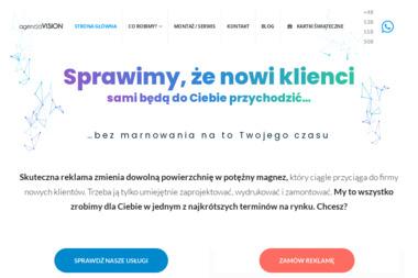 Agencja Reklamy Vision - Agencja marketingowa Bytów