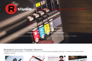 R Studio - Drukarnia Tarnów