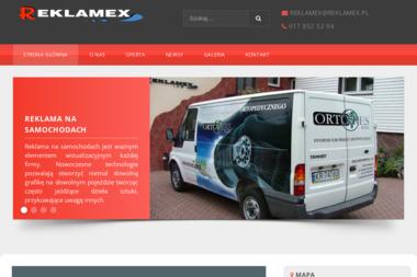 Firma Reklamowa Reklamex - Grafika Rzeszów