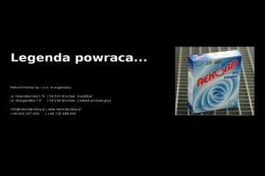 Rekord Polska Sp. z o.o. Brykiety, sprzedaż węgla - Węgiel Ekogroszek Ciechanów