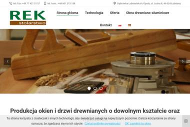 Stolarstwo Rek - Okna Dąbrówka Łubniańska