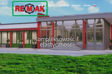 Remak 2 Sp. z o.o. - Murowanie ścian Włocławek