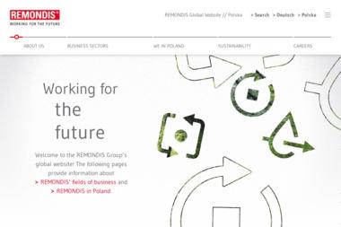 Remondis Świdnik Sp. z o.o. - Wywóz Gruzu Świdnik
