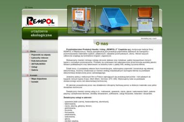 PPHU Rempol Sp. z o.o. - Wykonanie Konstrukcji Stalowej Międzyrzecz