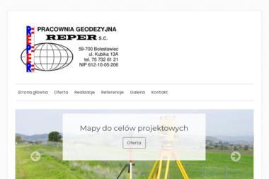 Pracownia Geodezyjna Reper S.C. - Geodeta Bolesławiec