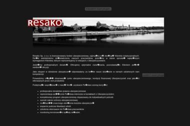 Resako Sp. z o.o. - Ubezpieczenia grupowe Toruń