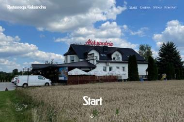 Restauracja Aleksandria - Branża Gastronomiczna Drogomyśl