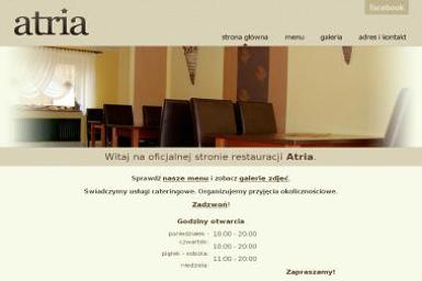 Atria - Catering Głogówek