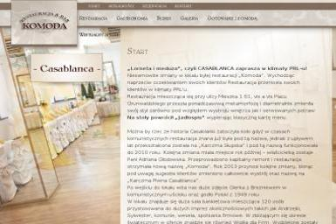Restauracja Komoda - Catering Gorzów Wielkopolski