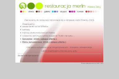 Restauracja Merlin - Catering świąteczny Polanica-Zdrój