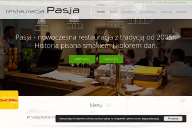 Restauracja Pasja - Catering dietetyczny Gorzów Wielkopolski