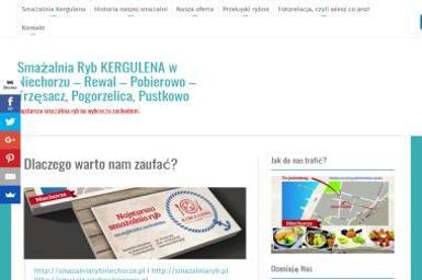 Restauracja Rybna - Catering Kościerzyna-Wybudowanie